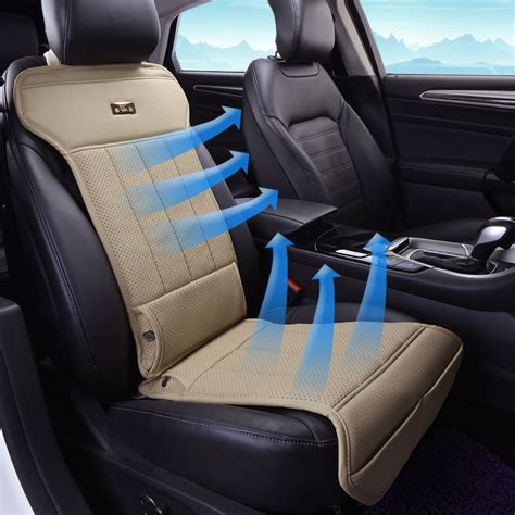 air seat cushion truck leather breathable cushion air conditioning electric