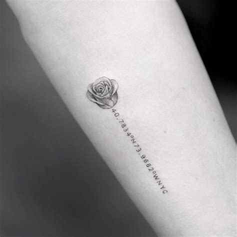 simple rose tattoo 50 magnificent rose tattoos tattoomagz