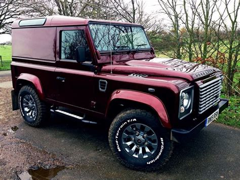 customized land rover land rover defender 90 td4 customized top land