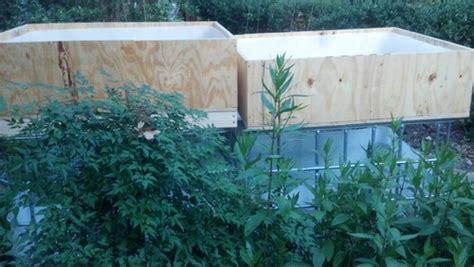 Aquaponics Project Part Ii Garden Beds