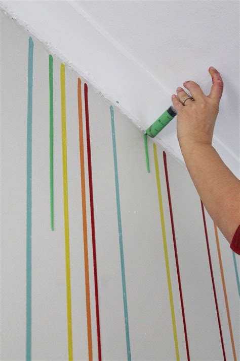 Best Way To Paint Line Between Wall And Ceiling - room paint diy drippy wall hometalk