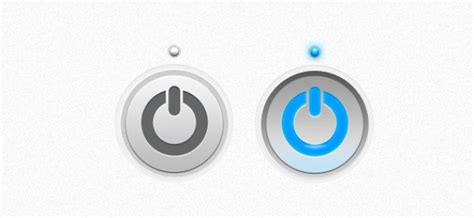 button template psd power button psd template psd file free