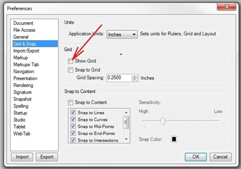 Remove Grid From Layout View Autocad | how to remove the grid from view in bluebeam pdf revu