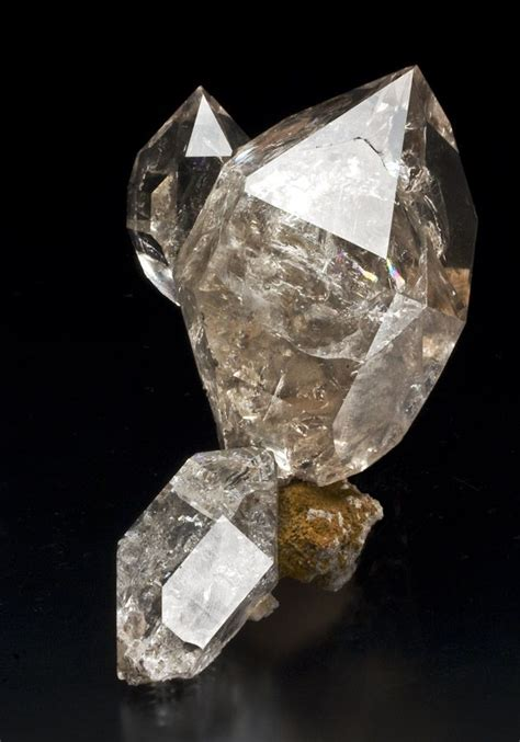 herkimer quartz 6408 best images about mineral friends on