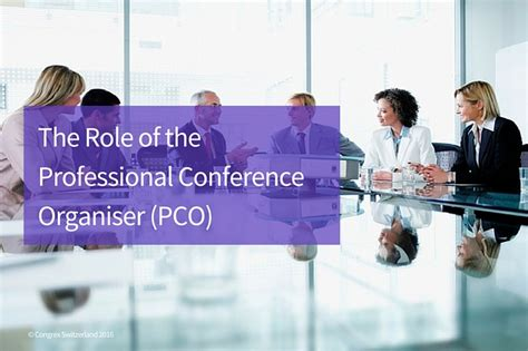Pco Organizer By Pco by The Of The Professional Conference Organiser Pco