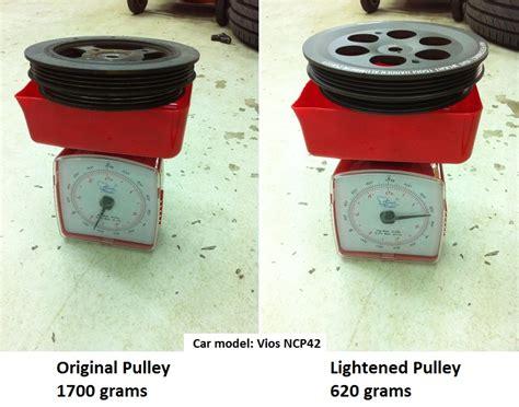 Arospeed Pulley Proton Cro Gen2 arospeed lightened crank pulley