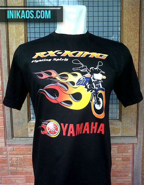 Kaos Legend Rx King kaos yamaha rx king legend kode rxl34 dari