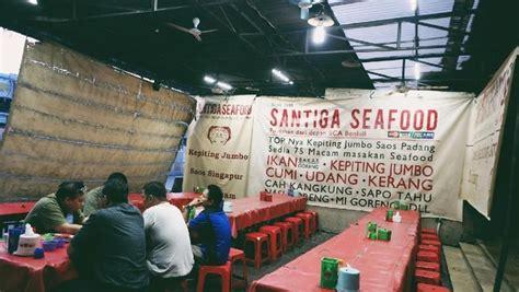 Tenda Anak Jakarta Selatan ini nih 5 warung tenda yang punya seafood nikmat di jaksel