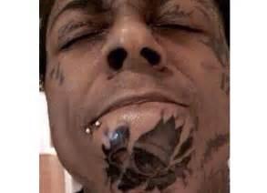 lil wayne new tattoo very tattoo