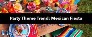 Mexican Style Decorations For Home Party Theme Trend Mexican Fiesta Party Affairs