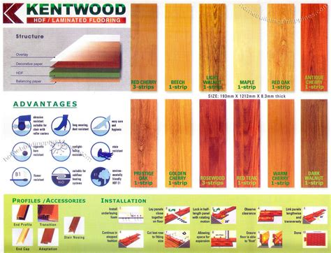 printable vinyl price philippines kentwood hdf laminated flooring installation by kent