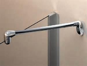 barre de renfort fixation en angle 52 cm pour paroi en