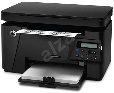 Printer Hp Laserjet F4 hp laserjet pro mfp m125nw laser printer alzashop
