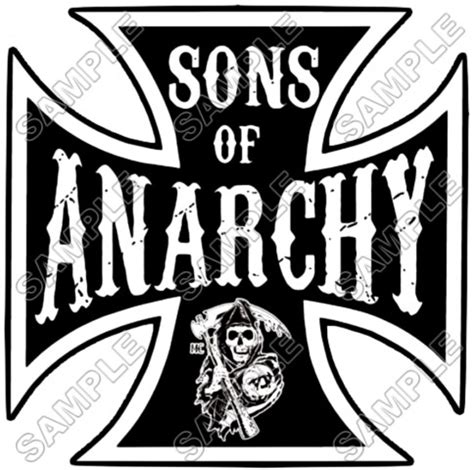 sons of anarchy logo template the gallery for gt sons of anarchy logo stencil