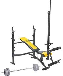 bench press argos everlast olympic weight bench 163 89 99 argos hotukdeals