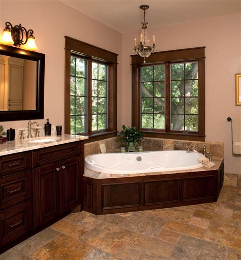 cherry wood bathroom engaging image of bathroom decoration using white ceramic