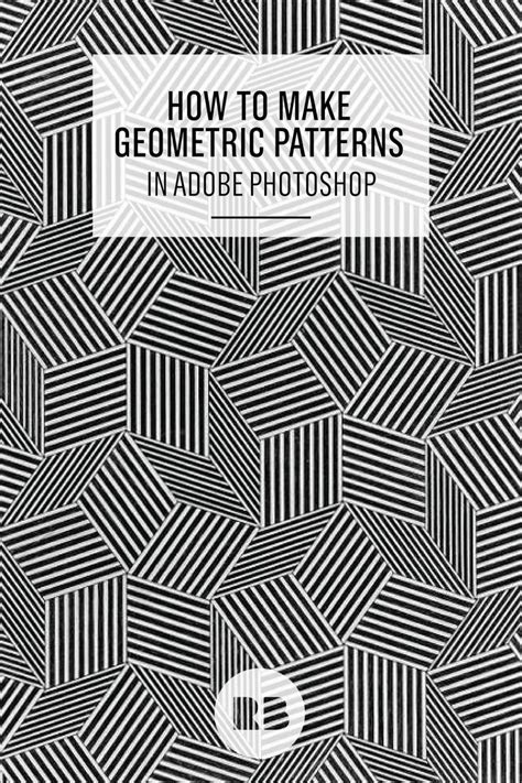 photoshop pattern to illustrator how to make a geometric pattern in illustrator adobe