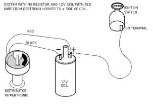 vintage mustang faq how to install a pertronix ignitor