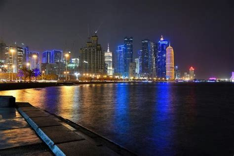 the corniche the corniche doha qatar picture of the corniche doha
