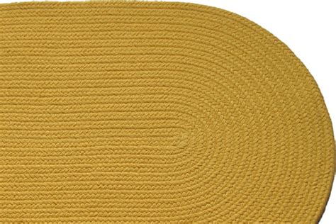 yellow braided rug solid yellow braided rug