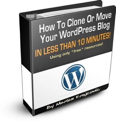 how to move your wordpress blog to a new domain new how to clone or move your wordpress blog with mrr