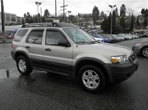 Ford Escape Rack by 2005 Ford Escape Xlt 3 0l Automatic Roof Rack Surrey Incl