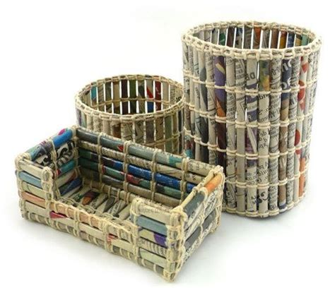 Paper Crafts Recycled Newspaper - recycled craft paper craftshady craftshady