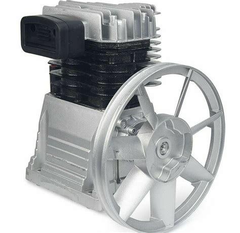 hp aluminum air compressor pump  cfm  psi single
