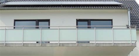 balkongeländer edelstahl preis pro meter balkongel 228 nder glas preis pro meter w 228 rmed 228 mmung der