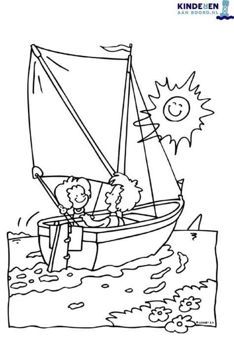 bootje plezier onderwijsnieuws de sylboade
