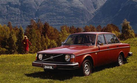 Sweden 1976 1977 Volvo 240 Most Popular Best Selling