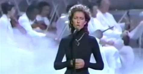 Dion To Unveil New Song At Oscars by In 1998 C 233 Line Dion Blew The Audience Away With This Song