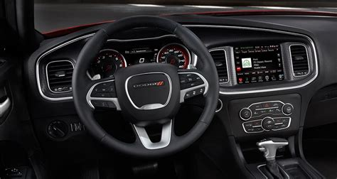 2015 Dodge Charger Interior by 2015 Dodge Charger Review
