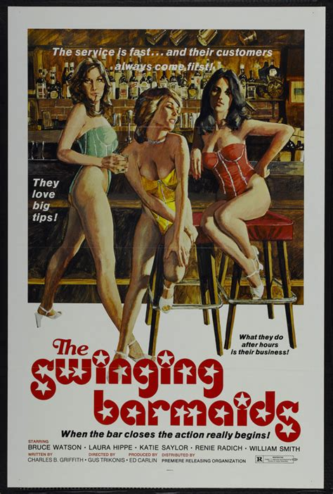 Swinging Barmaids Movie Posters From Movie Poster Shop