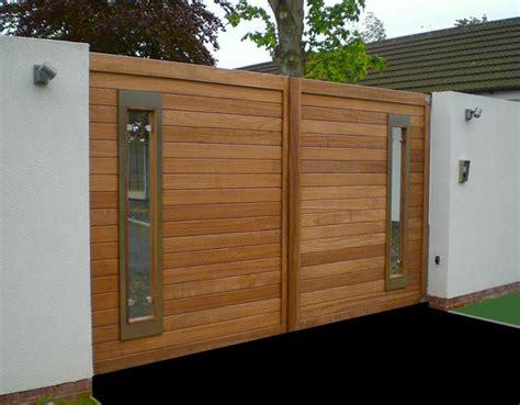 front gate designs for small homes prix portail bois budget maison