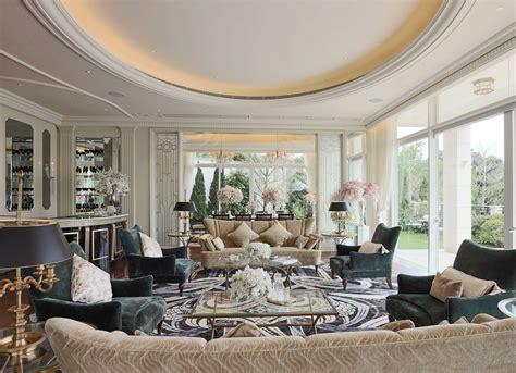 the livingroom the living room with very impressive art deco interior