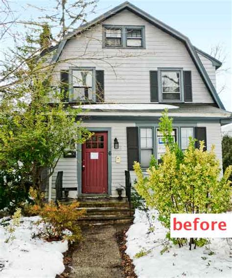 colonial curb appeal build out the entry before curb appeal boosts for every