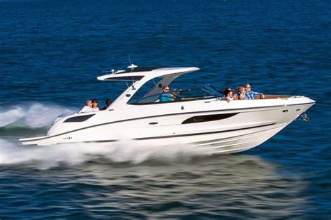 sea ray boats news sea ray 350 slx bowrider new in winthrop harbor il 60096
