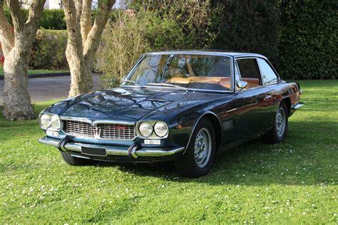 Maserati Mexico 1971 Maserati Mexico Classic Driver Market