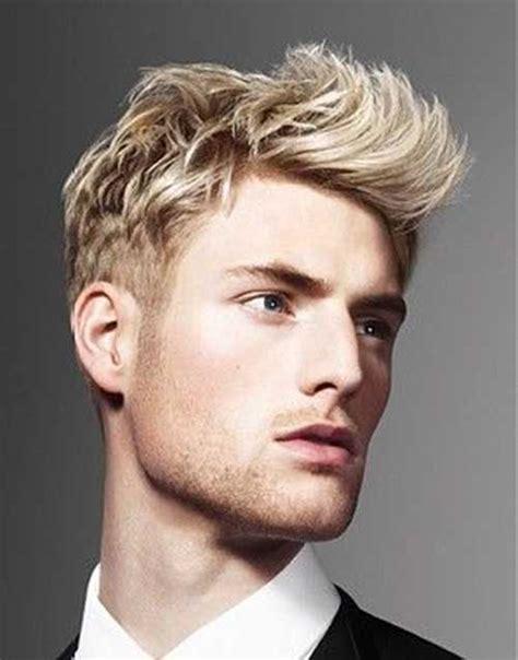 ideal hairstyles  blonde men men hairstyles