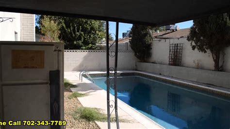4 bedroom house for rent in las vegas 4 bedroom house with in ground pool for rent in las vegas