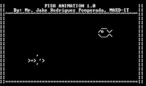 animation source code fish animation free source code tutorials and articles
