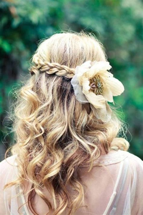 Wedding Hairstyles For Hair Curly by Wedding Hairstyles For Curly Hair Getting Married