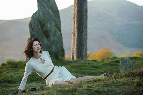outlander the sexiest time travel show on television