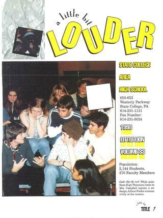 My Loud St Dough Set 1998 yearbook by affinity connection issuu