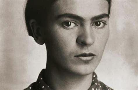 imagenes realistas de frida kahlo las fotos de adolescendia de frida kahlo que no hab 237 as visto