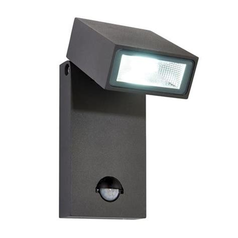 Outdoor Sensor Wall Lights Morti Outdoor Light With Pir Sensor 67686 Lighting Superstore