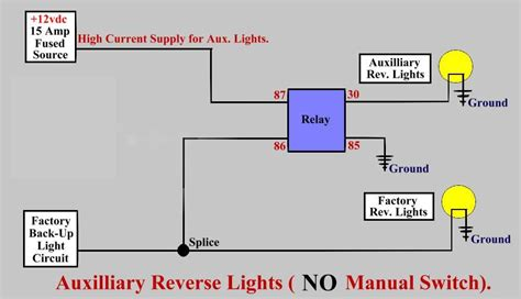 chevy backup light wiring diagram chevy get free image