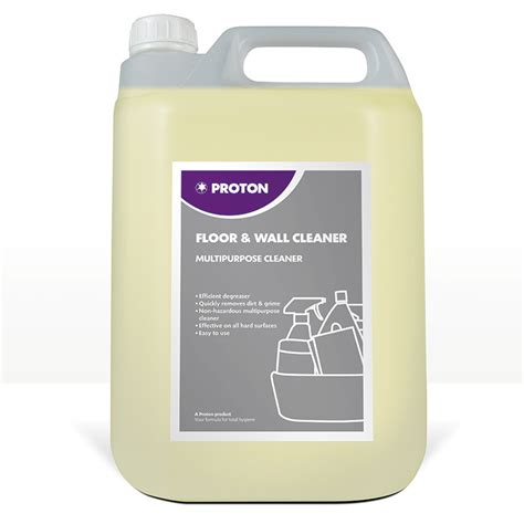 wall cleaner floor wall cleaner 5l punch proton