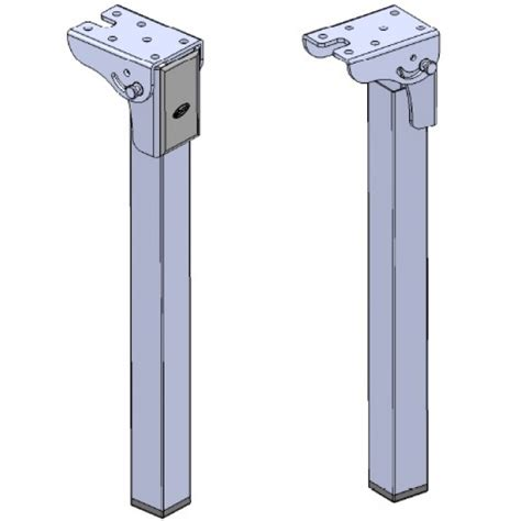 bed leg folding leg for wall bed fittings